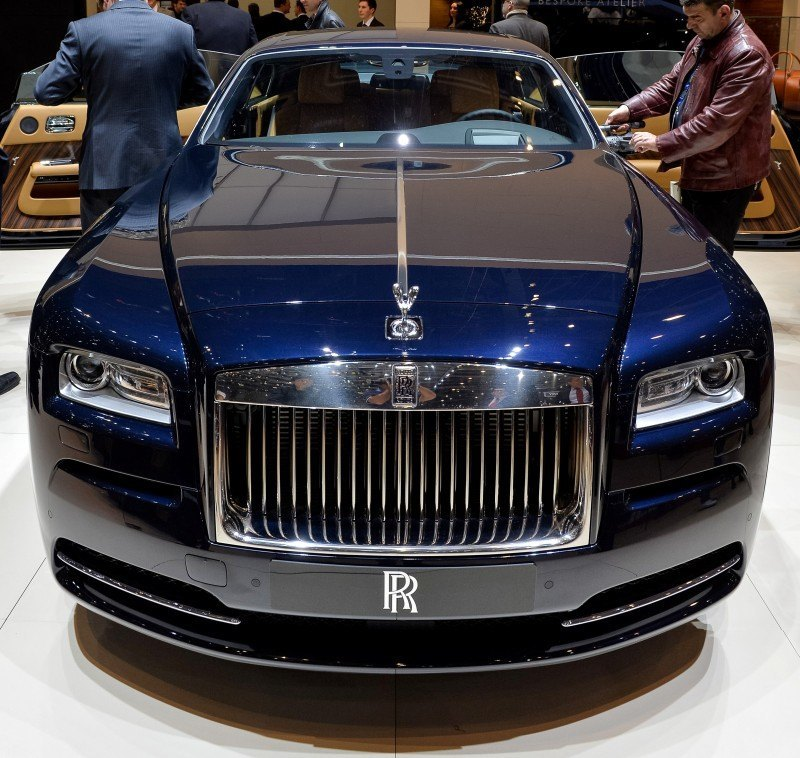 Past and Future Perfect - Rolls-Royce Is Evergreen in 111-Year History - 111 RARE Photos To Celebrate 3