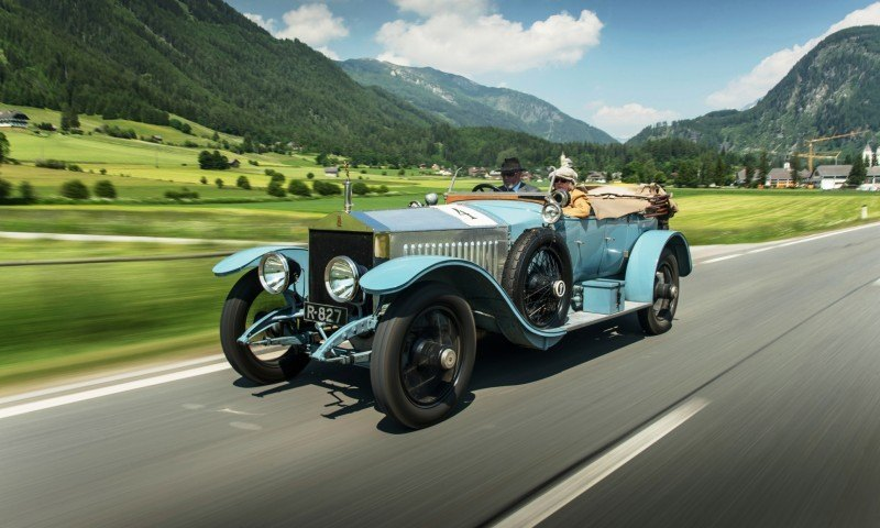 Past and Future Perfect - Rolls-Royce Is Evergreen in 111-Year History - 111 RARE Photos To Celebrate 44