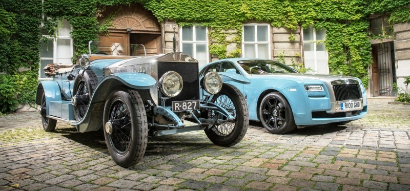 Past and Future Perfect - Rolls-Royce Is Evergreen in 111-Year History - 111 RARE Photos To Celebrate 47