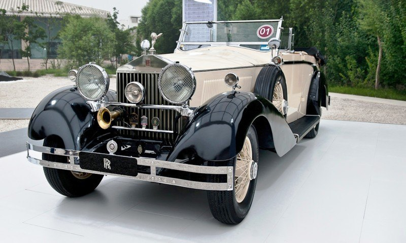 Past and Future Perfect - Rolls-Royce Is Evergreen in 111-Year History - 111 RARE Photos To Celebrate 52