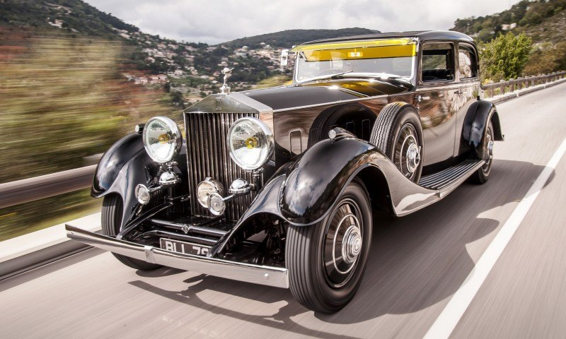 Past and Future Perfect - Rolls-Royce Is Evergreen in 111-Year History - 111 RARE Photos To Celebrate 60