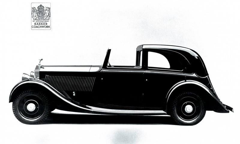 Past and Future Perfect - Rolls-Royce Is Evergreen in 111-Year History - 111 RARE Photos To Celebrate 69
