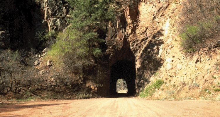 Phantom Canyon Header