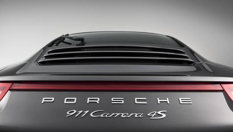 Porsche 911 Carrera S in Gorgeous Photo Shoot with Original Porsche 911 2.0-liter 13
