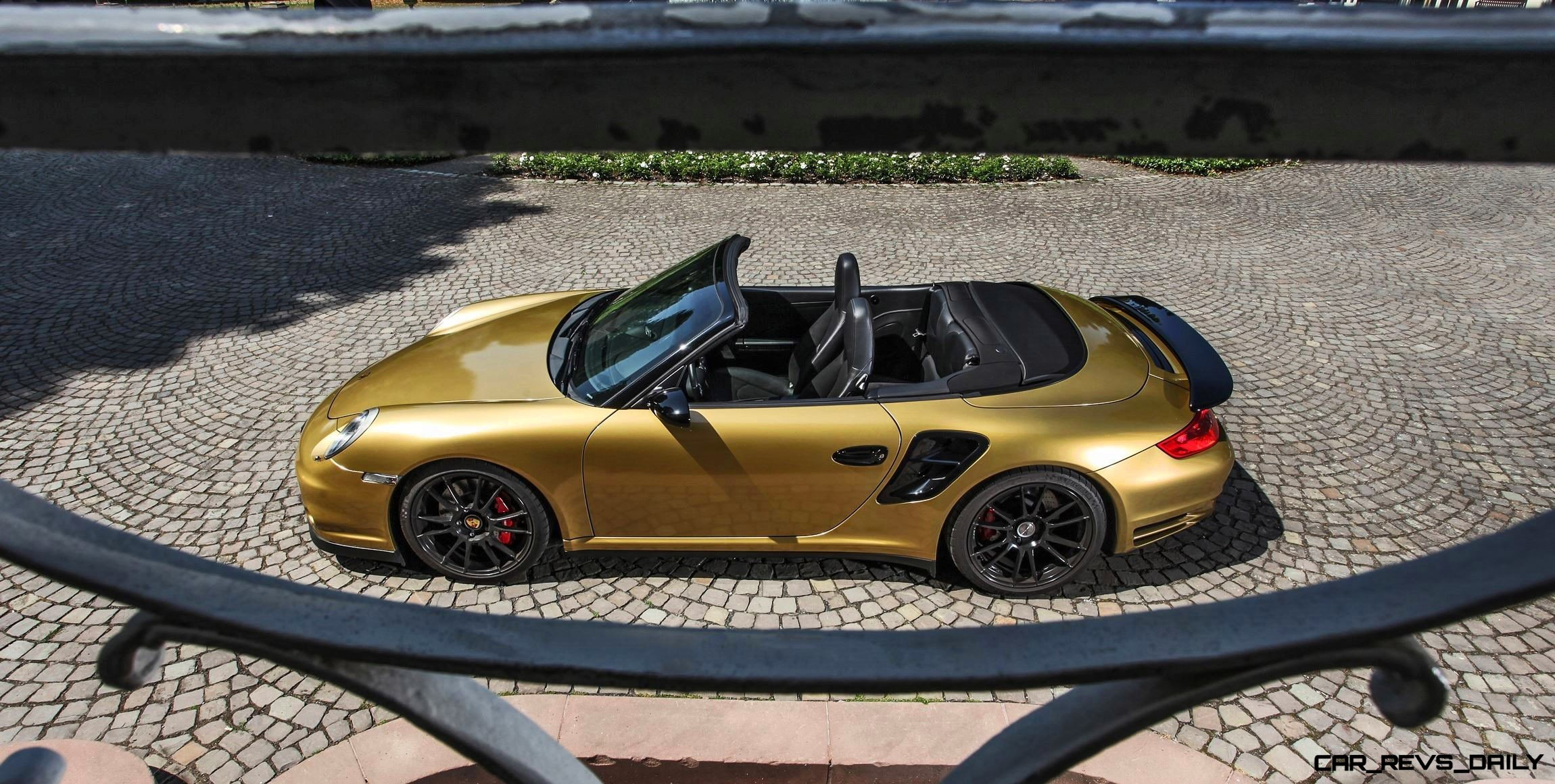 Porsche 911 Turbo Cabrio by WIMMER RST  4