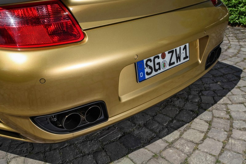 Porsche 911 Turbo Cabrio by WIMMER RST  6