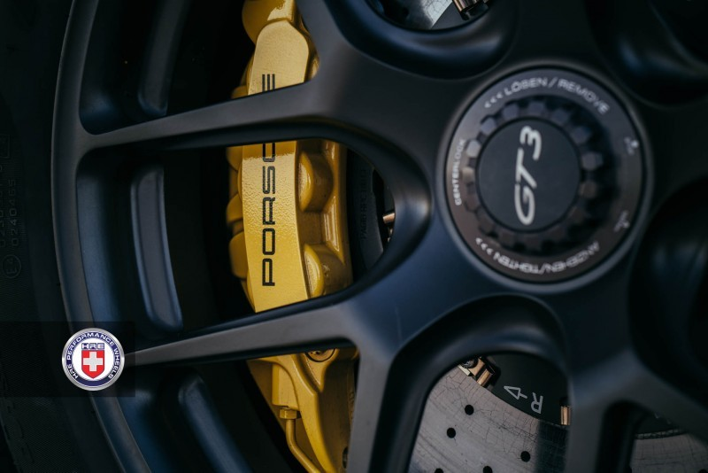 Porsche 991 GT3 with PCCB and 19 inch HRE R101_24300113546_o