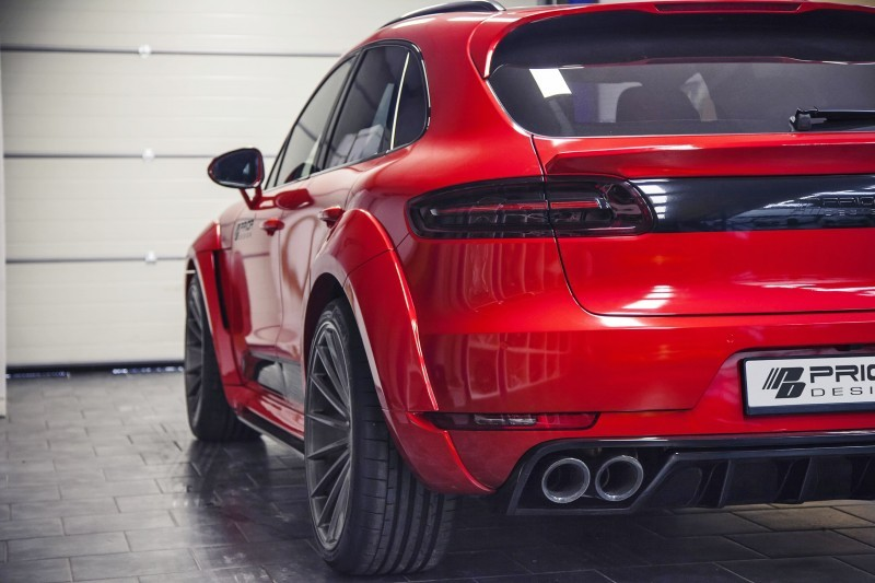 Porsche MACAN PD600M Widebody by Prior Design 10