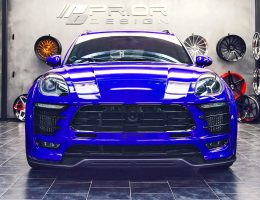 Porsche MACAN PD600M Widebody by Prior Design – Chopster Looks, Easy Pricing