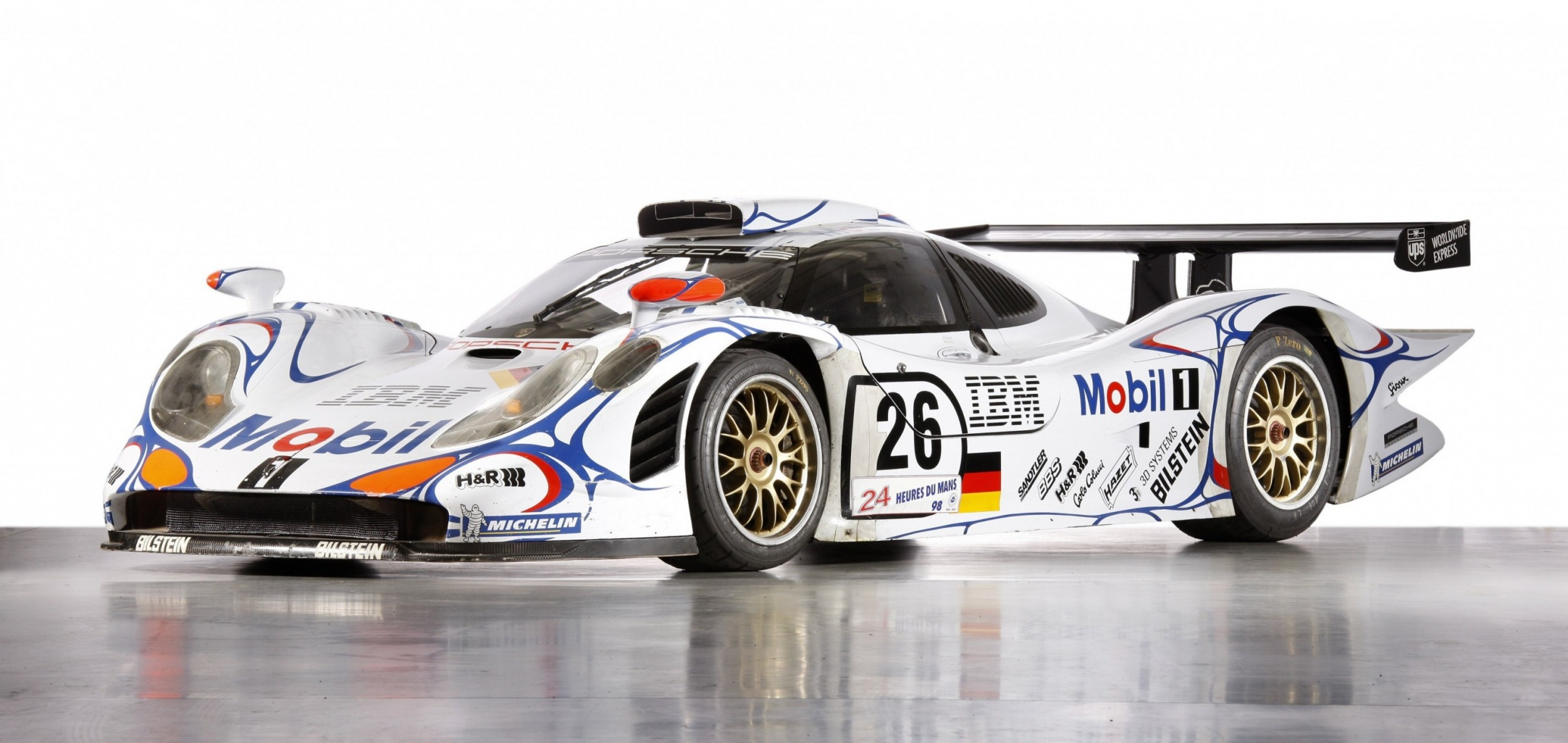 porsche 911 gt1 1998 winner le mans. Black Bedroom Furniture Sets. Home Design Ideas