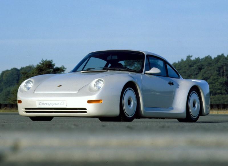 Porsche_Gruppe_B_Studie_ 1983 IAA