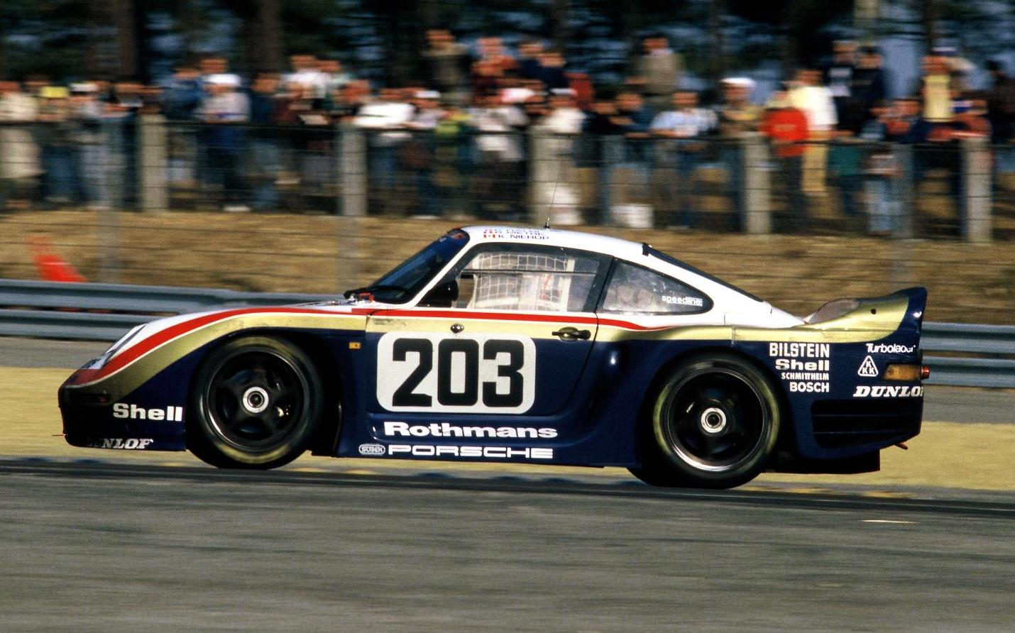 The Porsche Story In 37 Rare Photos A Winners Racing Legacy