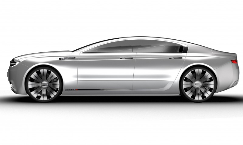 QOROS Is Little Brand With Big Ideas - Qoros9 and Flagship Concept Designs Maturing 4