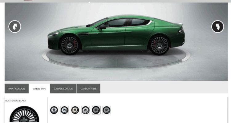 RAPIDE S 2015 gif 2