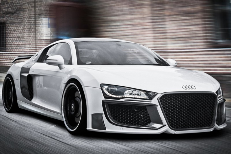 REGULA EXCLUSIVE Bodykits for Audi R8, Porsche Panamera and Porsche Cayenne Are Wide and Wild  15