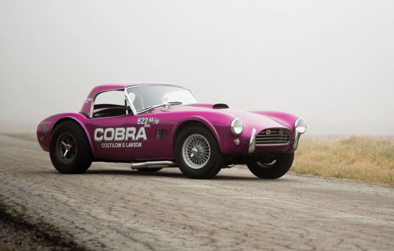 RM Arizona 2016 - 1963 Shelby 289 Cobra DRAGONSNAKE  1