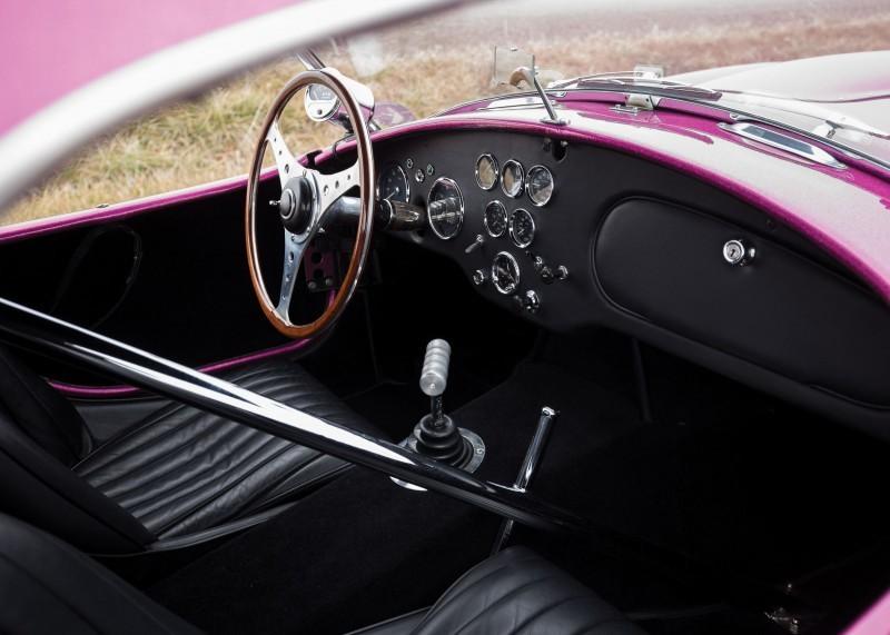 RM Arizona 2016 - 1963 Shelby 289 Cobra DRAGONSNAKE  16