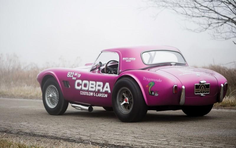 RM Arizona 2016 - 1963 Shelby 289 Cobra DRAGONSNAKE  2