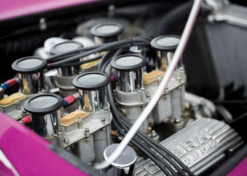 RM Arizona 2016 - 1963 Shelby 289 Cobra DRAGONSNAKE  23