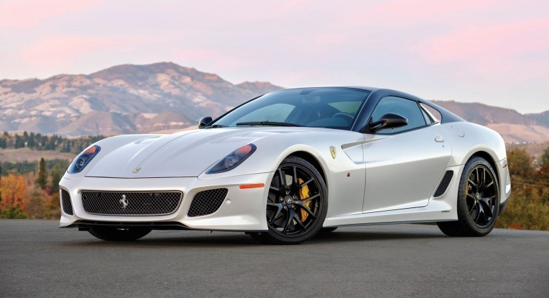 RM Arizona 2016 Preview - 2011 Ferrari 599GTO 1