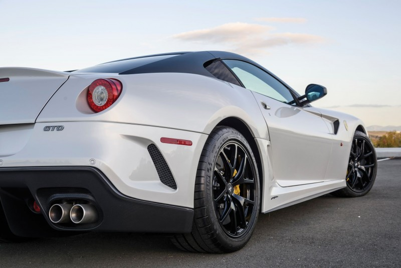 RM Arizona 2016 Preview - 2011 Ferrari 599GTO 10
