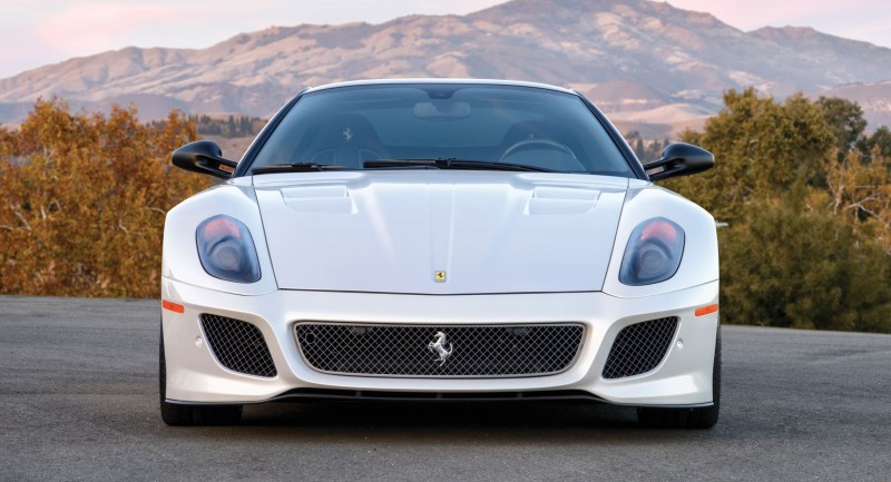 RM Arizona 2016 Preview - 2011 Ferrari 599GTO 11