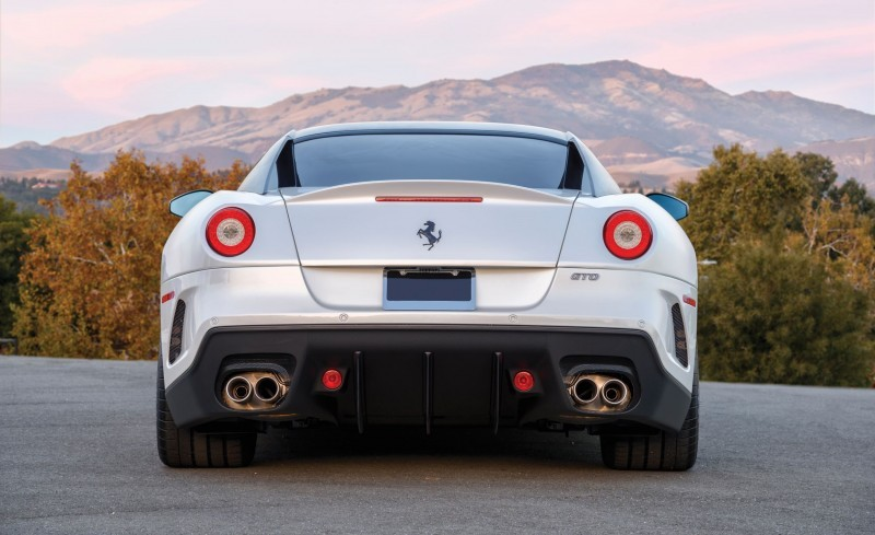 RM Arizona 2016 Preview - 2011 Ferrari 599GTO 12