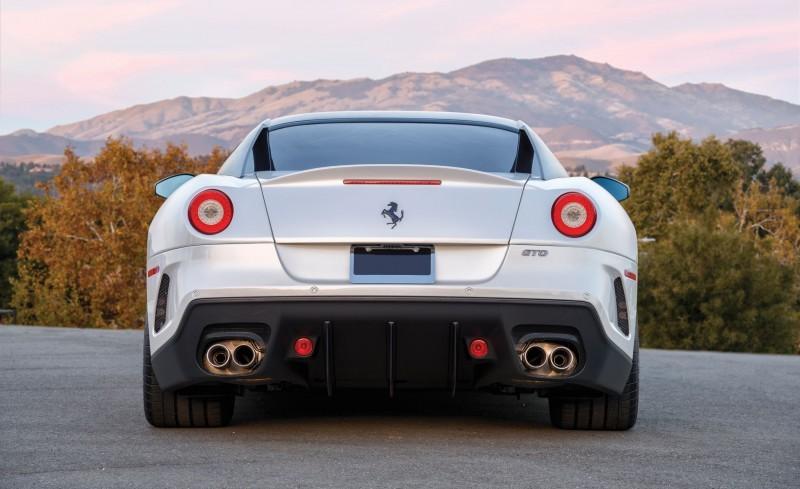 RM Arizona 2016 Preview - 2011 Ferrari 599GTO 12