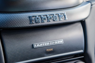 RM Arizona 2016 Preview - 2011 Ferrari 599GTO 16