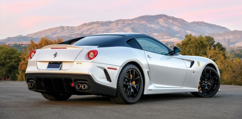 RM Arizona 2016 Preview - 2011 Ferrari 599GTO 2