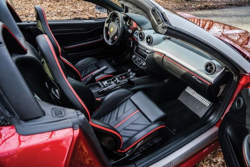 RM Arizona 2016 Preview - 2011 Ferrari 599SA Aperta 14