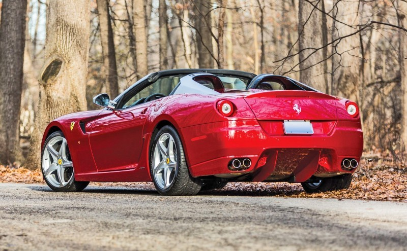 RM Arizona 2016 Preview - 2011 Ferrari 599SA Aperta 2