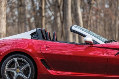 RM Arizona 2016 Preview - 2011 Ferrari 599SA Aperta 9