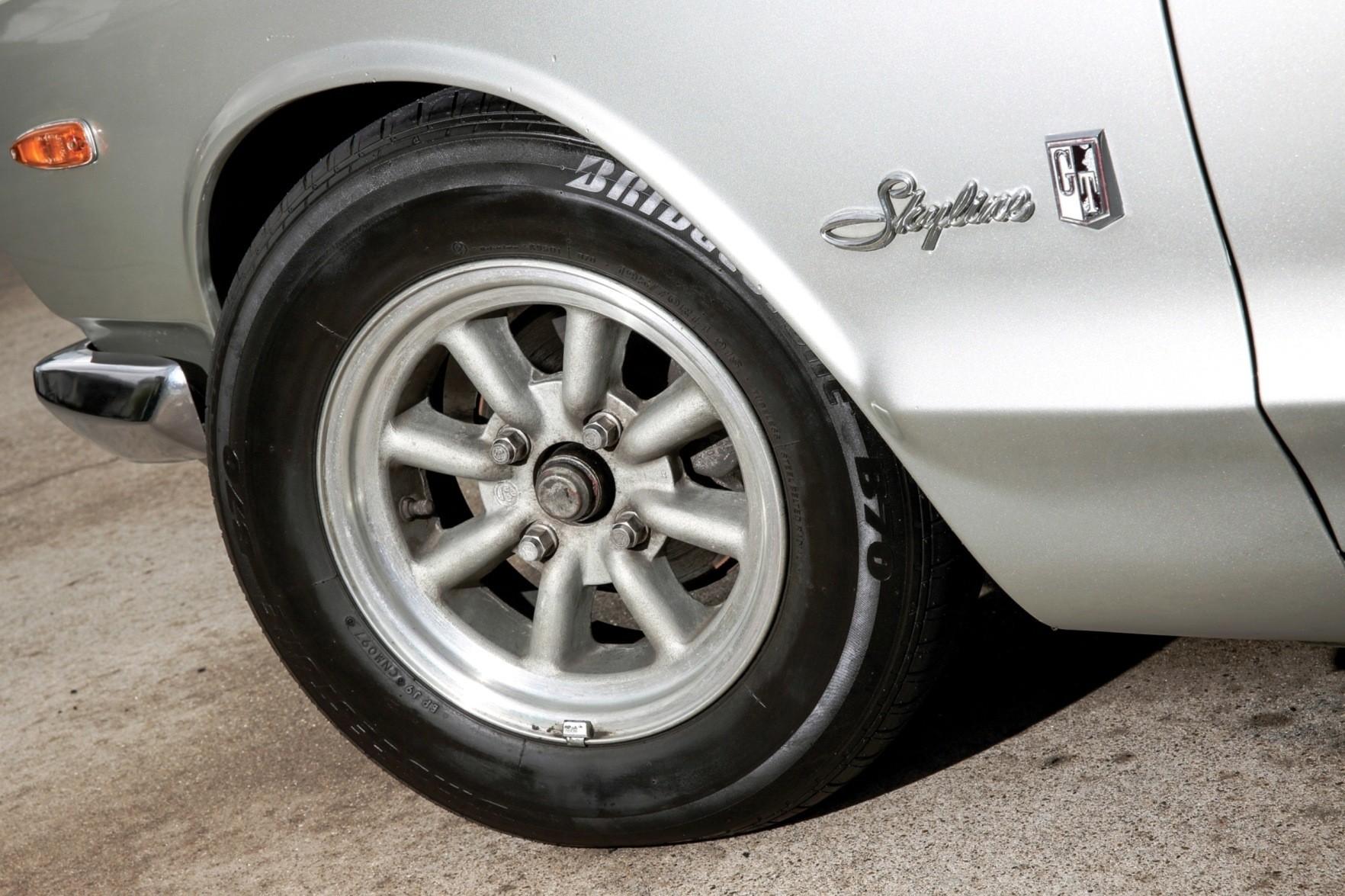 RM Monterey 2014 Preview - 1972 Nissan Skyline HT 2000 GT-R Hakosuka