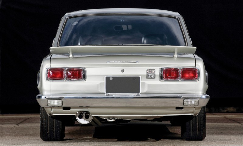 RM Auctions 2014 Monterey Preview - 1972 Nissan Skyline 2000GT-R Hakosuka 8