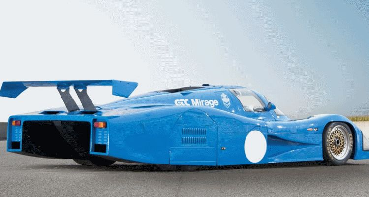 RM Auctions Monaco 2014 - 1982 Mirage M12 Group C Header GIF2