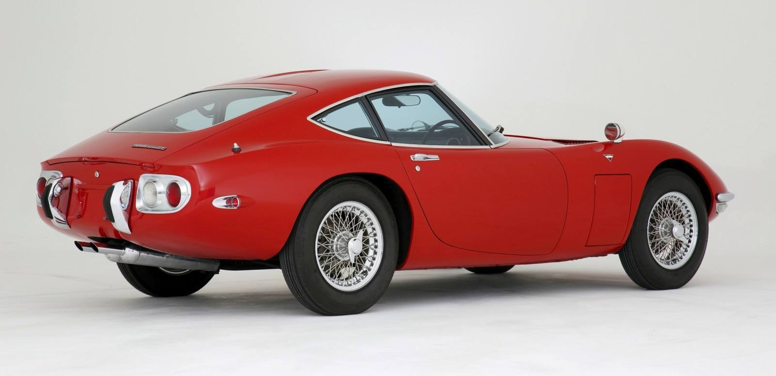 RM Auctions Monaco 2014 Highlights - 1968 Toyota 2000GT Joins Rare Million-Plus Japanese Car Club  1