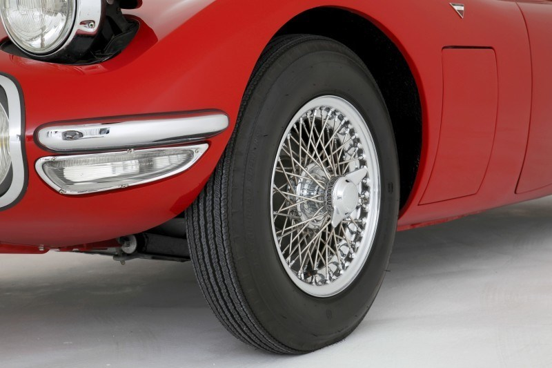 RM Auctions Monaco 2014 Highlights - 1968 Toyota 2000GT Joins Rare Million-Plus Japanese Car Club  10