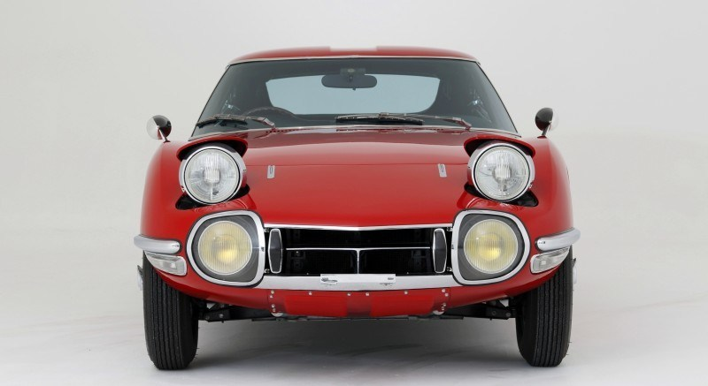 RM Auctions Monaco 2014 Highlights - 1968 Toyota 2000GT Joins Rare Million-Plus Japanese Car Club  17