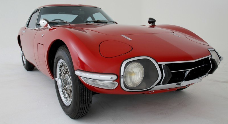 RM Auctions Monaco 2014 Highlights - 1968 Toyota 2000GT Joins Rare Million-Plus Japanese Car Club  25