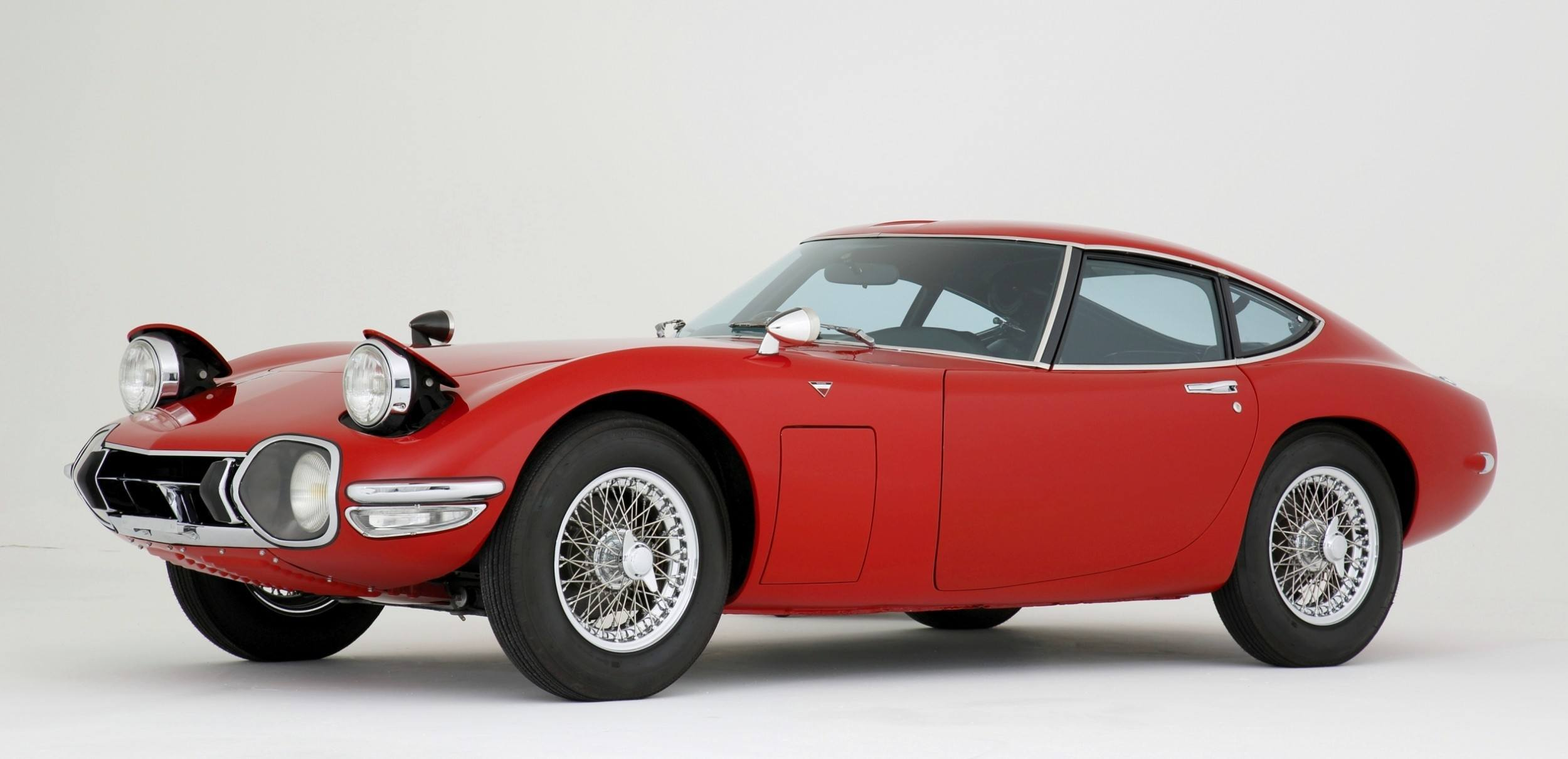RM Auctions Monaco 2014 Highlights   1968 Toyota 2000GT Joins Rare  Million Plus Japanese Car ...