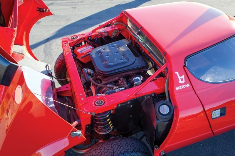 RM Auctions Monterey 2014 Preview - 1974 Lancia Stratos HF Stradale 18