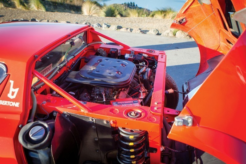 RM Auctions Monterey 2014 Preview - 1974 Lancia Stratos HF Stradale 3