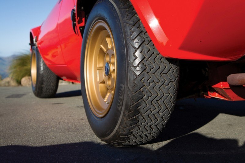 RM Auctions Monterey 2014 Preview - 1974 Lancia Stratos HF Stradale 8