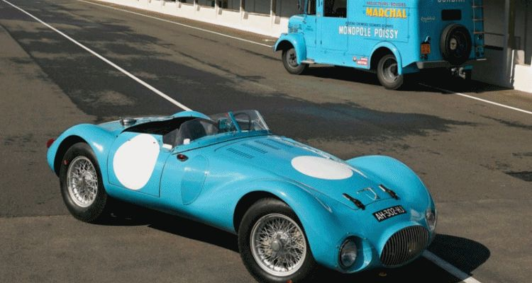 RM Auctions Paris 2014 - 1953 Gordini 24S GIF1