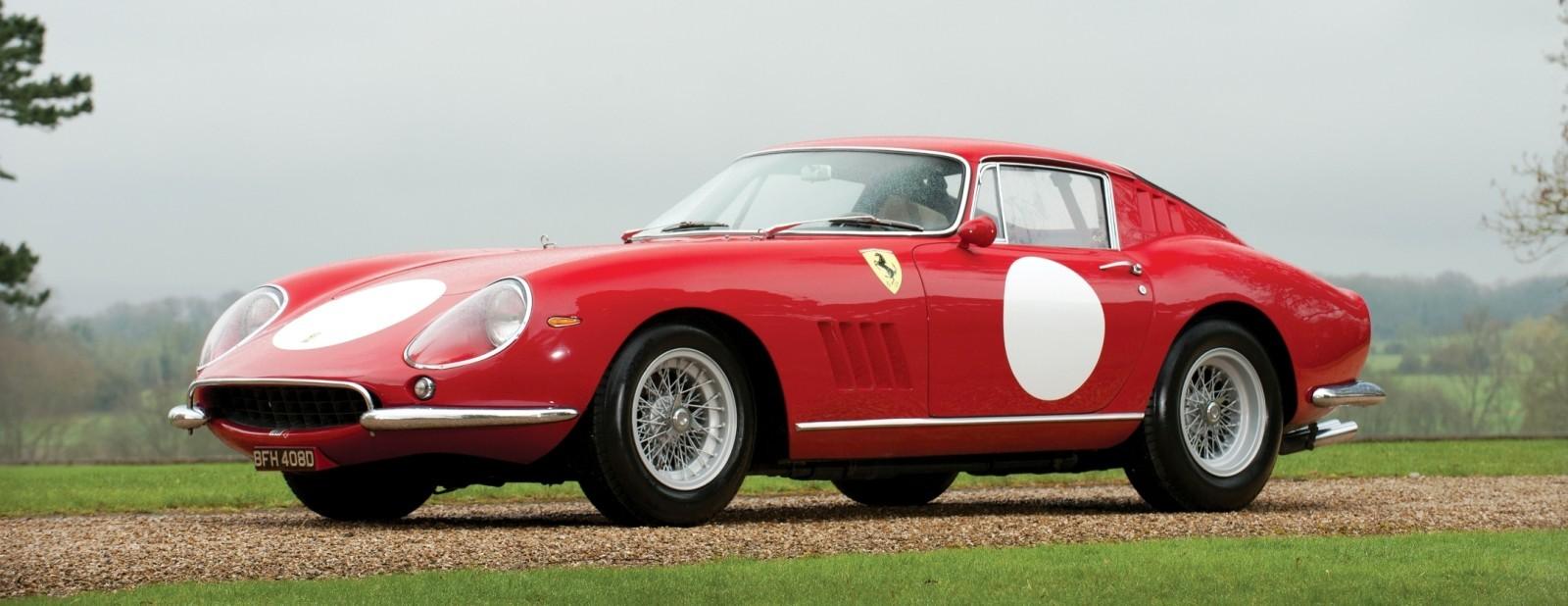 RM Monaco 2014 Highlights - 1966 Ferrari GTB-C 1