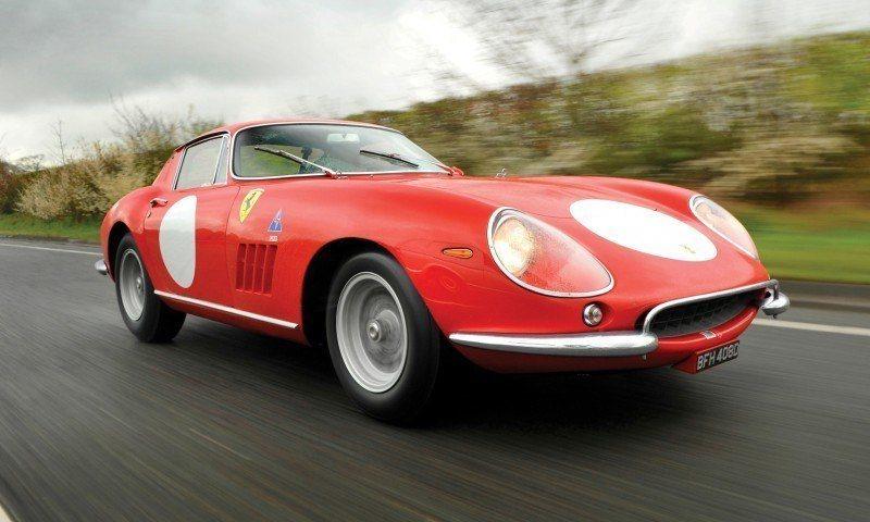 RM Monaco 2014 Highlights - 1966 Ferrari GTB-C 29