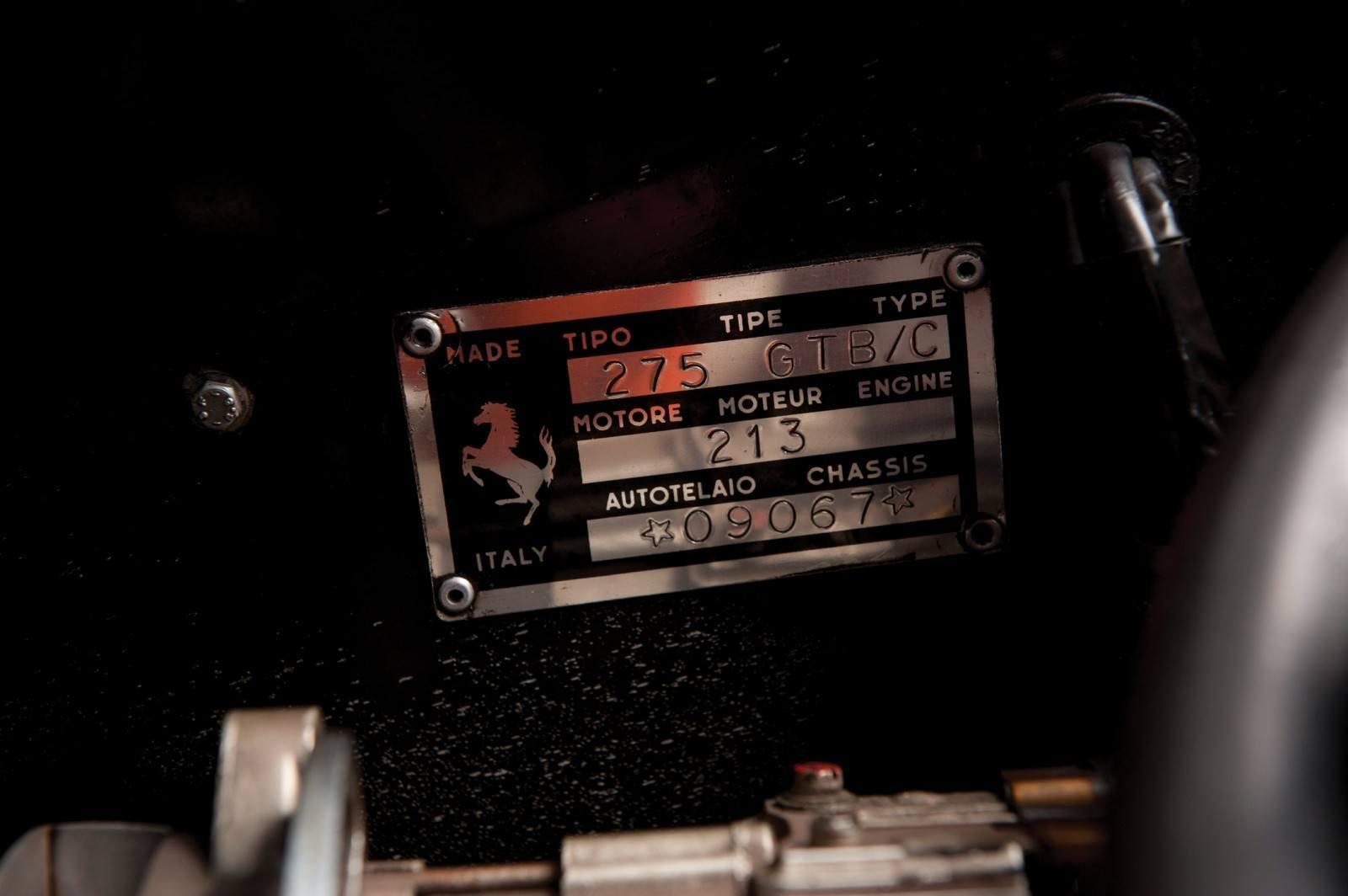 RM Monaco 2014 Highlights - 1966 Ferrari GTB-C 7
