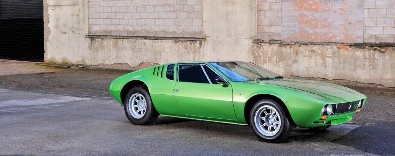 RM Monaco 2014 Highlights - 1969 DeTomaso Mangusta Brings $367k of Brutal Supercar Cash 1