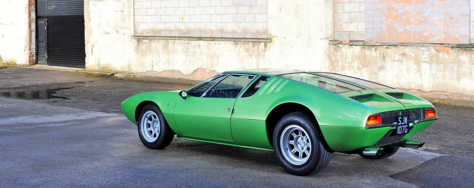 RM Monaco 2014 Highlights - 1969 DeTomaso Mangusta Brings $367k of Brutal Supercar Cash 2